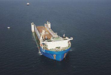 Offshore operaciones marítimas